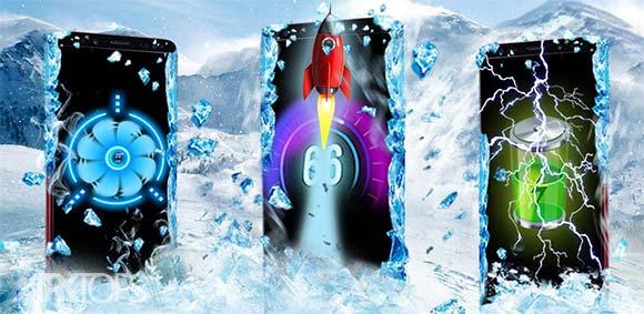 Cooler Master CPU Cooler Phone Cleaner Booster دانلود برنامه بهینه سازی و خنک کننده پردازنده گوشی