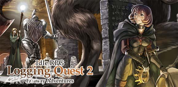Logging Quest 2 دانلود بازی در جستجوی حقیقت2