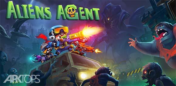 Aliens Agent Star Battlelands دانلود بازی ماموران بیگانه