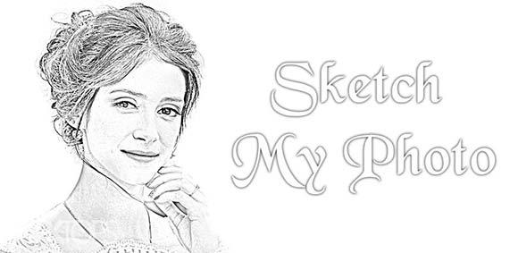 Pencil Sketch Sketch Photo Maker & Photo Editor دانلود برنامه تبدیل تصاویر با طرح سیاه قلم