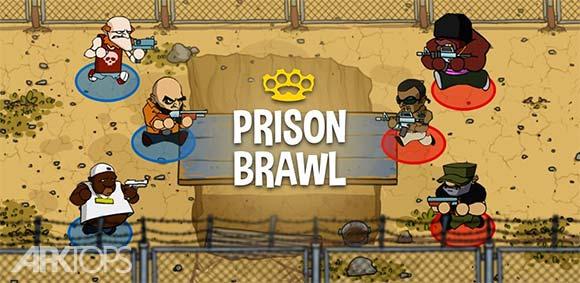 Prison Brawl دانلود بازی جنجال زندان