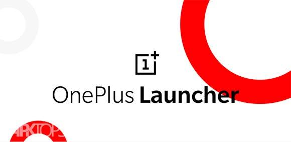 OnePlus Launcher دانلود برنامه لانچر وان پلاس