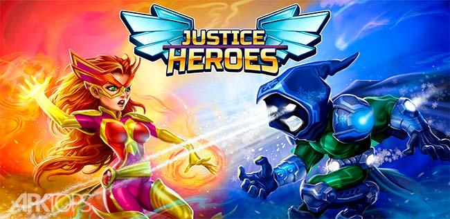 Justice Heroes دانلود بازی قهرمانان عدالت