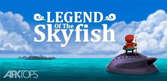 Legend of the Skyfish دانلود بازی افسانه ماهی اسمانی
