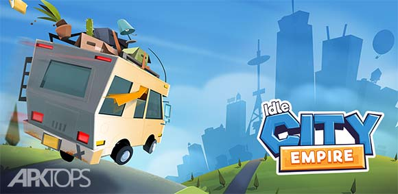 Idle City Empire دانلود بازی امپراتوری ساخت شهر