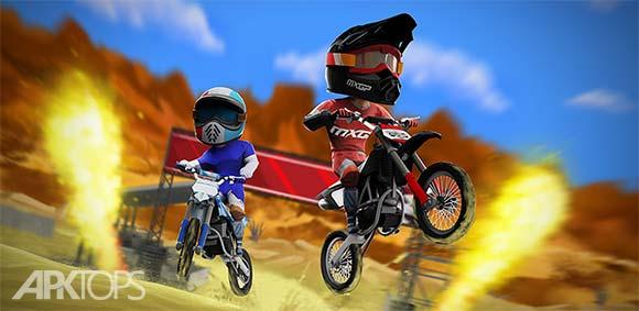 MXGP Motocross Rush دانلود بازی رقابت موتورکراس