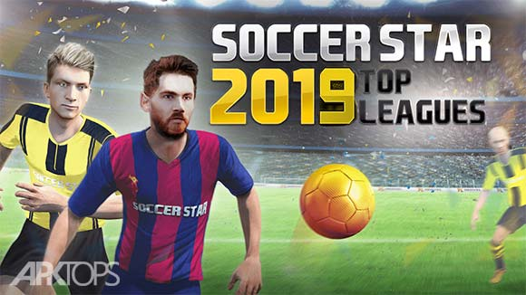 Soccer Star 2019 Top Leagues MLS Soccer Games دانلود بازی ستاره فوتبال 2019