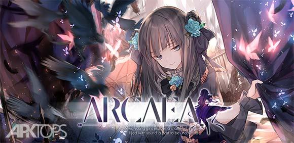 Arcaea New Dimension Rhythm Game دانلود بازی آرکائا ابعادی جدید در بازی ریتمیک