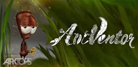 AntVentor دانلود بازی ونتور مورچه