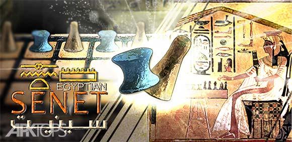 Egyptian Senet Ancient Egypt Game دانلود بازی تخته ای مصری