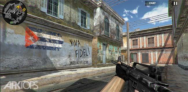 Counter vs Terorist 1.6 دانلود بازی نیرو های کانتر بر علیه تروریست ها