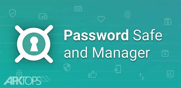 Password Safe and Manager Secure Data Vault دانلود برنامه مدیریت امن رمز های عبور