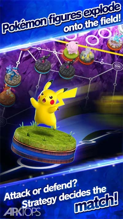 Pokémon Duel v7.0.8 دانلود بازی دوئل پوکمون