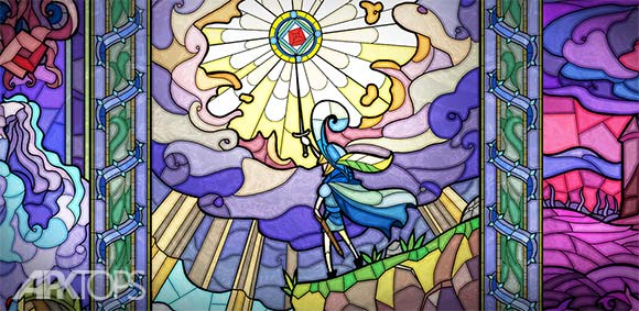 Little Briar Rose A Stained Glass Adventure دانلود بازی گل رز کوچک ماجراجویی شیشه های رنگی
