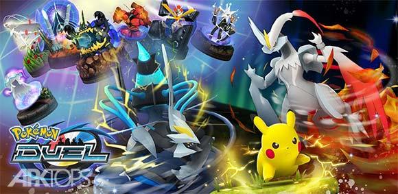 Pokémon Duel دانلود بازی دوئل پوکمون