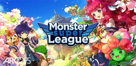 Monster Super League دانلود بازی لیگ بزرگ هیولا ها