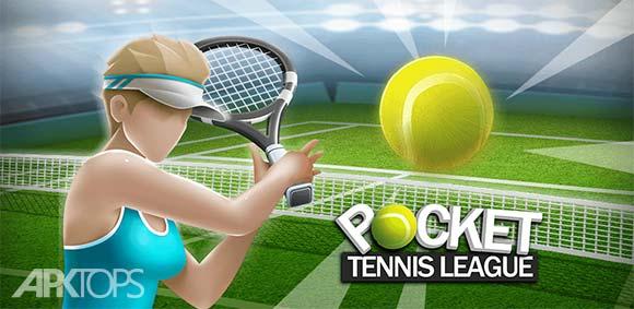 Pocket Tennis League دانلود بازی لیگ تنیس