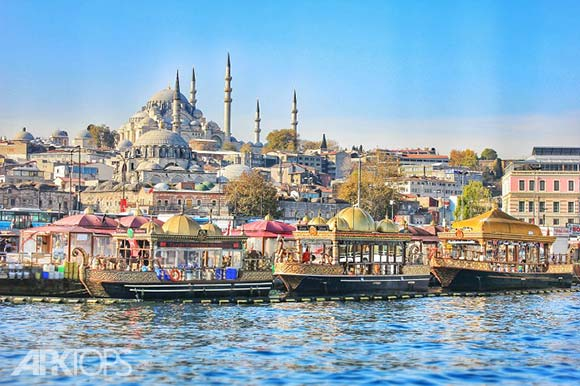 بهترین سفر ترکیه با تور استانبول در پاییز ۹۷