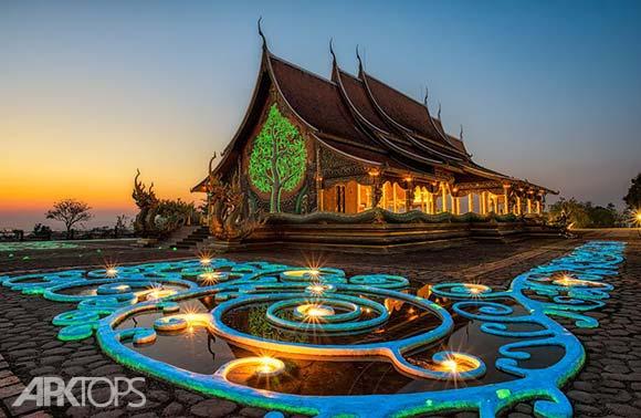 تماشای سرزمین معبدهای شگفت انگیز با تور تایلند