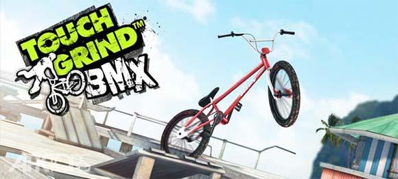 Touchgrind BMX 2 دانلود بازی دوچرخه سواری با انگشت2
