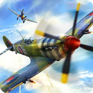 Warplanes: WW2 Dogfight v1.6 دانلود بازی جذاب هواپیما های جنگی در جنگ جهانی دوم اندروید