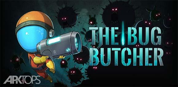 The Bug Butcher دانلود بازی از بین برنده ی حشرات