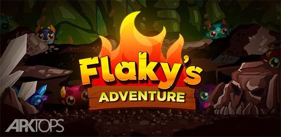 Flaky's Adventure دانلود بازی ماجراجویی فلاکی