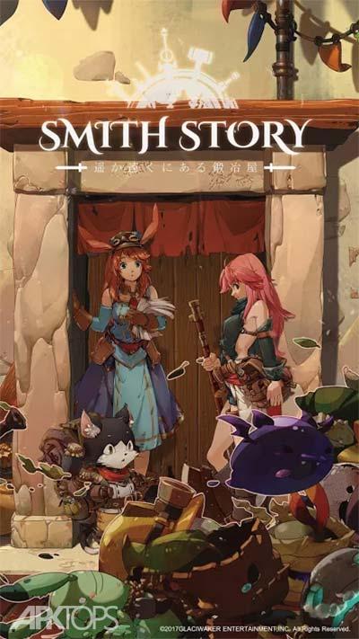 SmithStory v1.0.103 دانلود بازی داستان اسمیت