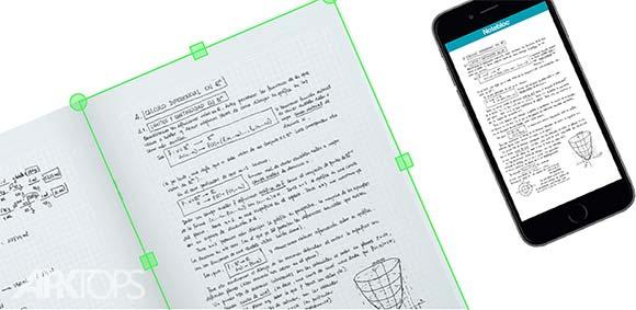 Notebloc - Scan, Save & Share دانلود برنامه اسکن و ذخیره سازی اسناد