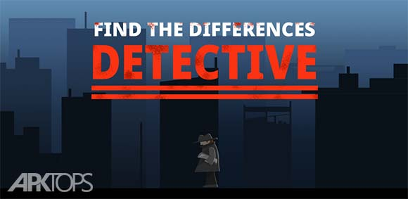 Find The Differences - The Detective دانلود بازی پیدا کردن تفاوت ها اقای کارآگاه