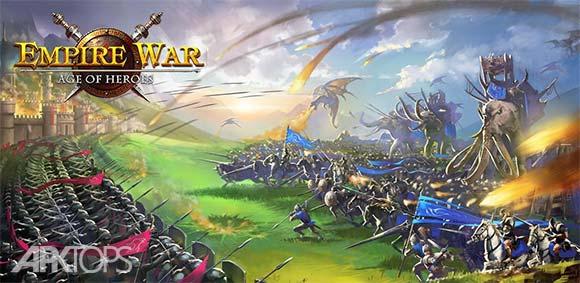 Empire War: Age of Epic Throne دانلود بازی نبرد امپراتوری عصر پادشاهی