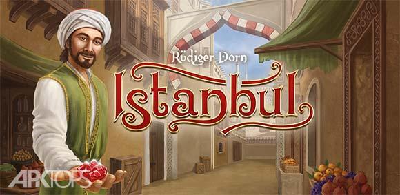 Istanbul: Digital Edition دانلود بازی کارتی استانبول