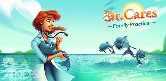 Dr. Cares - Family Practice دانلود بازی دکتر نگهداری از حیوانات