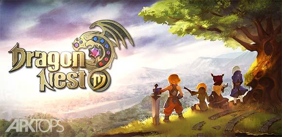 Dragon Nest M دانلود بازی آشیانه ی اژدها