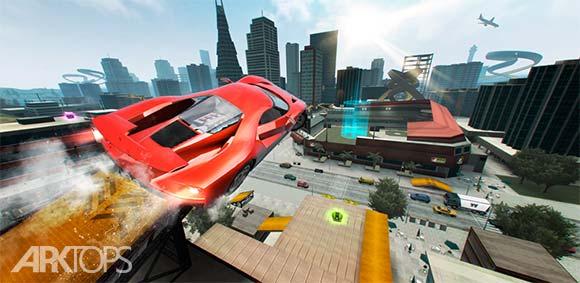 Real Car Driving Experience - Racing game دانلود بازی تجربه ی واقعی رانندگی با ماشین