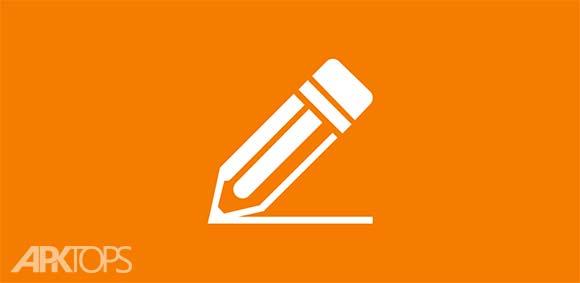 Simple Draw Pro دانلود برنامه صفحه یادداشت ساده