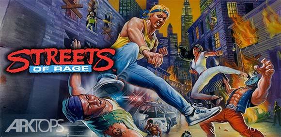 Streets of Rage Classic دانلود بازی خیابان های خشم
