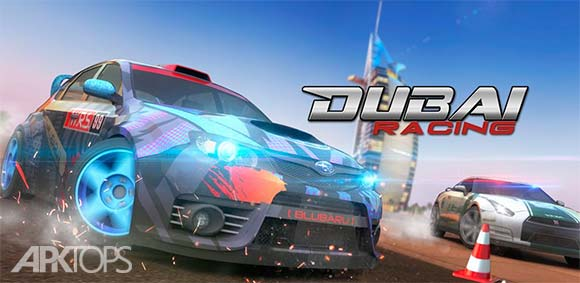 Dubai Racing 2 دانلود بازی مسابقه در دوبی2