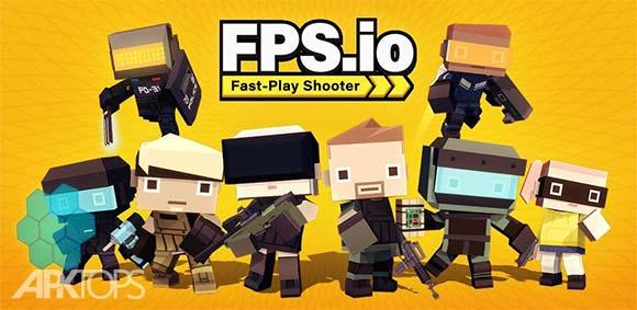 FPS.io (Fast-Play Shooter) دانلود بازی تیر اندازی سریع اف پی اس