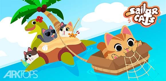 Sailor Cats دانلود بازی گربه های دریانورد