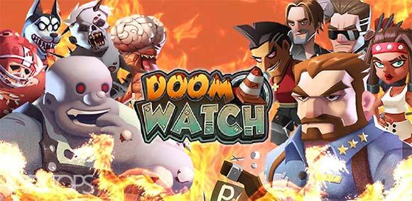 Doom Watch دانلود بازی سرنوشت دیده بان