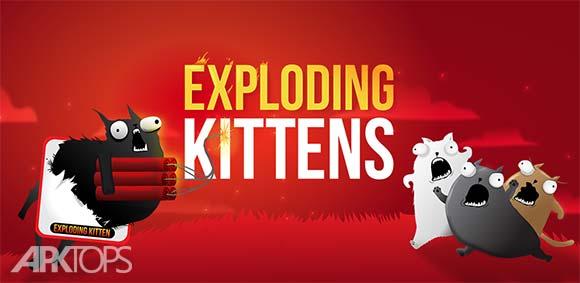 Exploding Kittens® – Official دانلود بازی انفجار گربه ها