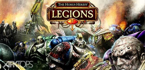 The Horus Heresy: Legions دانلود بازی امپراتوری حوروس