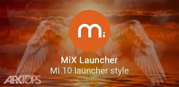 Mi X Launcher - MI 10 Launcher + دانلود برنامه لانچر می 10