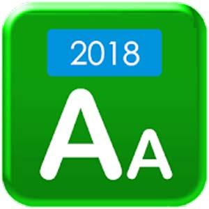 Big Font – Change Font Size Larger Font v1.3.2 دانلود برنامه تغییر اندازه فونت