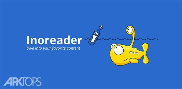 Inoreader - News App & RSS دانلود برنامه اخبار و فید اینو ریدر