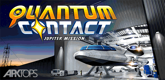 Quantum Contact: A Space Adventure دانلود بازی تماس کوانتومی