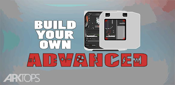 PC Architect Advanced (PC building simulator) دانلود بازی شبیه سازی متخصص کامپیوتر