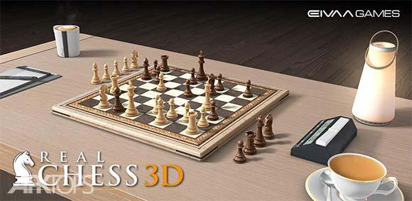 Real Chess 3D دانلود بازی شطرنج سه بعدی