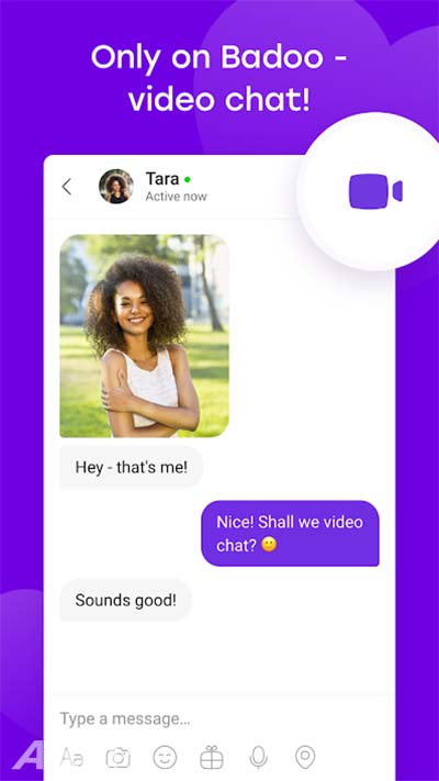 Badoo – Free Chat Premium Cracked v5.46.0.b.833 دانلود برنامه شبکه اجتماعی بادو